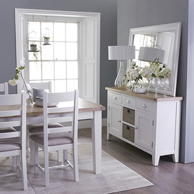 Chester White Painted Furniture