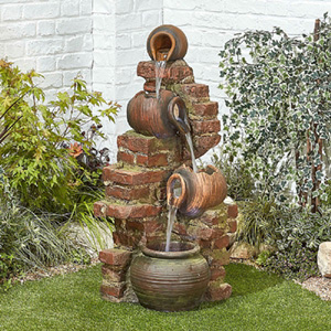 Mains Water Features